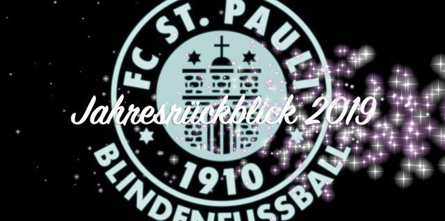 Logo mit Jahresrückblick-Schrift