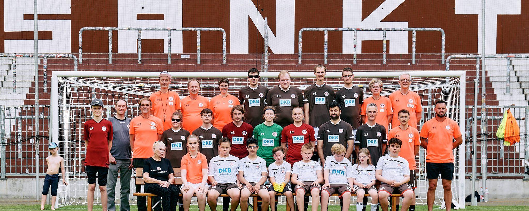 FC Sankt Pauli von 1910 e.V. Blindenfussball